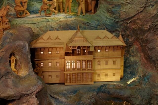 Jurkovičův lázeňský dům v Luhačovicích